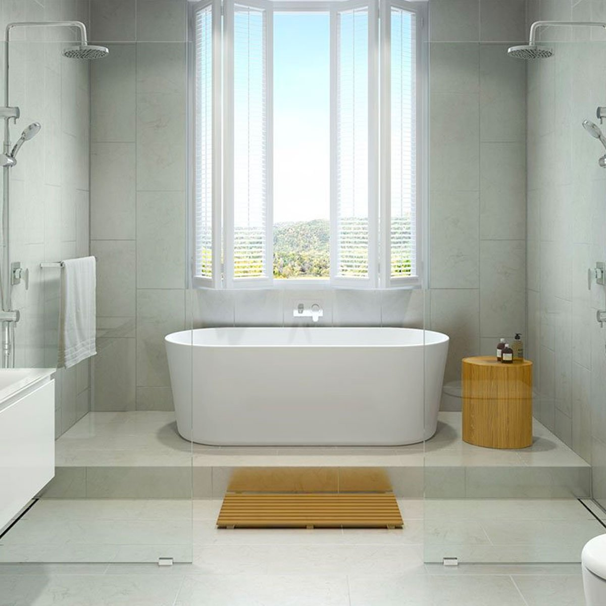A2zBuilders Bedford Loft conversion bathroom