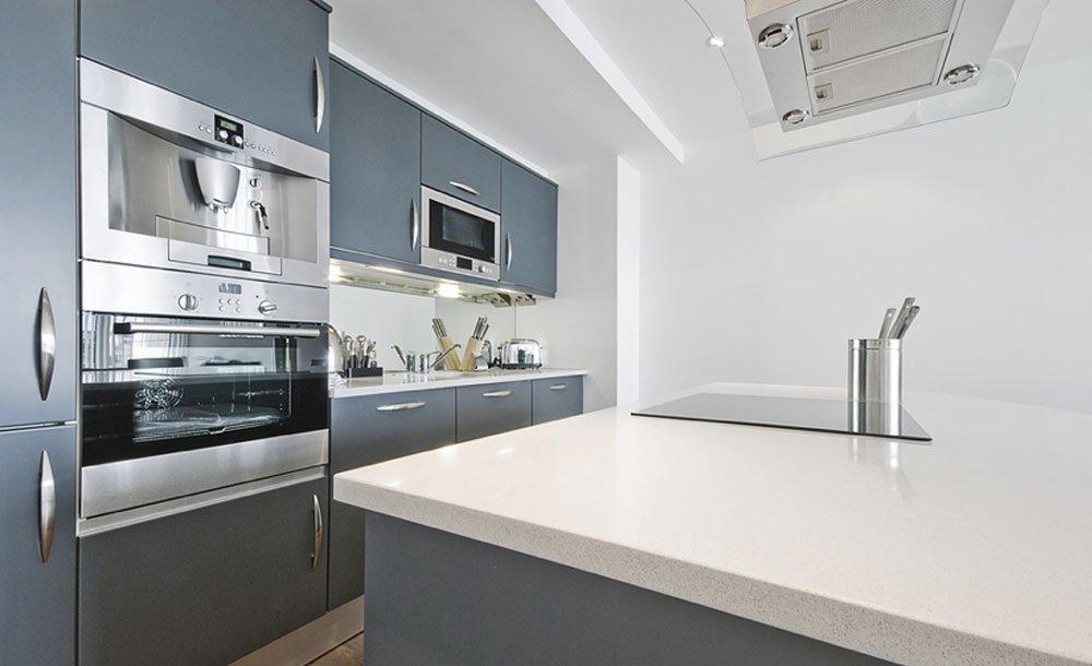 Kitchen installation A2zBuilders Bedford